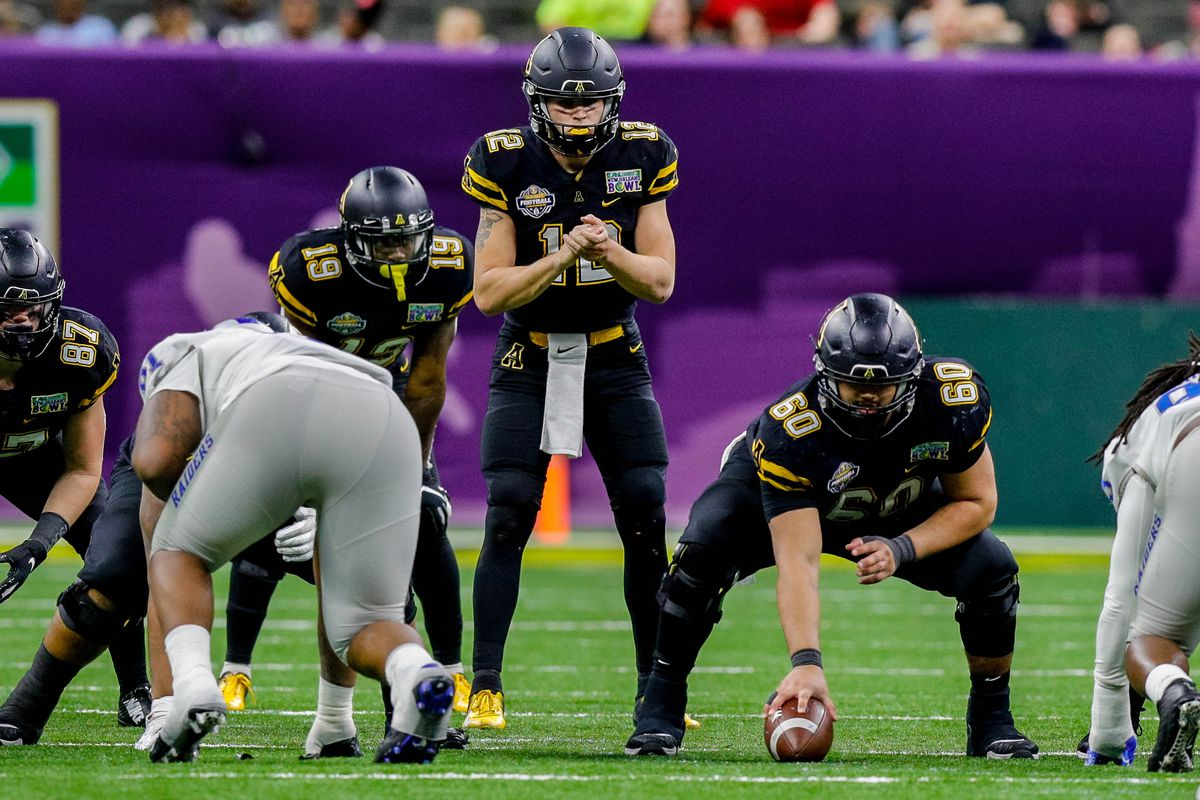 5744e29a Forecasting how long it will take App State to be ranked in 2019 ...