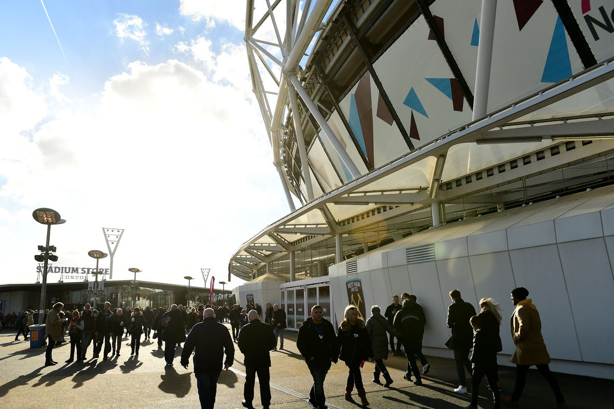 West Ham United v Burnley FC - Premier League