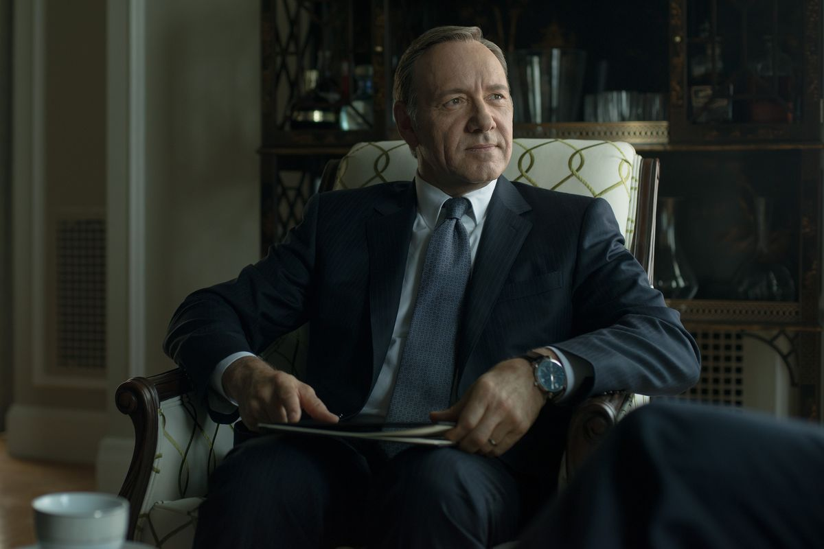 'House of Cards' to finish final season without Kevin Spacey