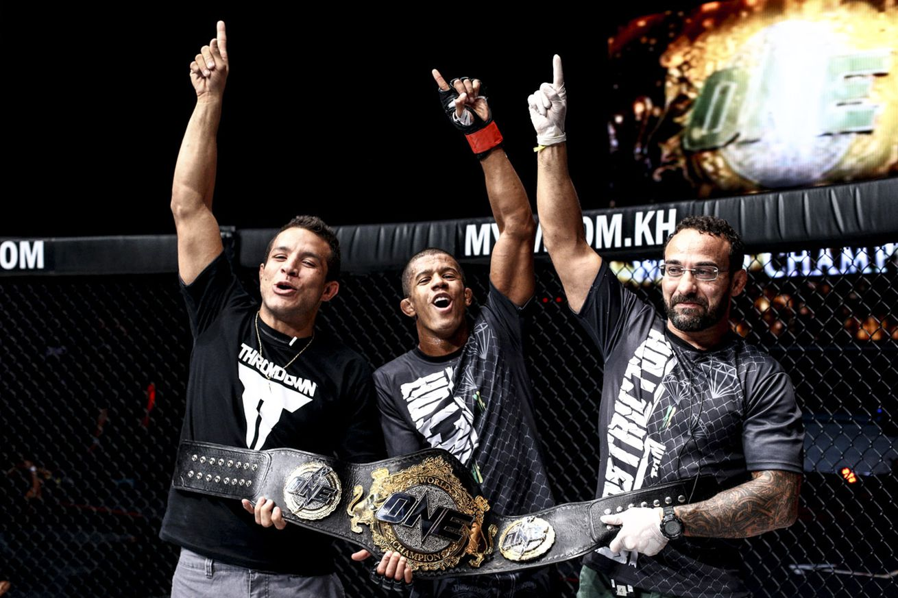 ONE interim champ Adriano Moraes extra motivated for title unification bout