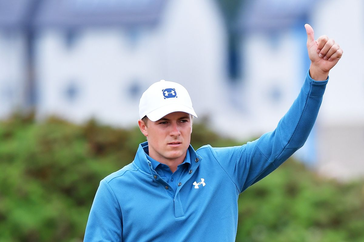 Photo By Stuart Franklin Getty Images I Think Jordan Spieth