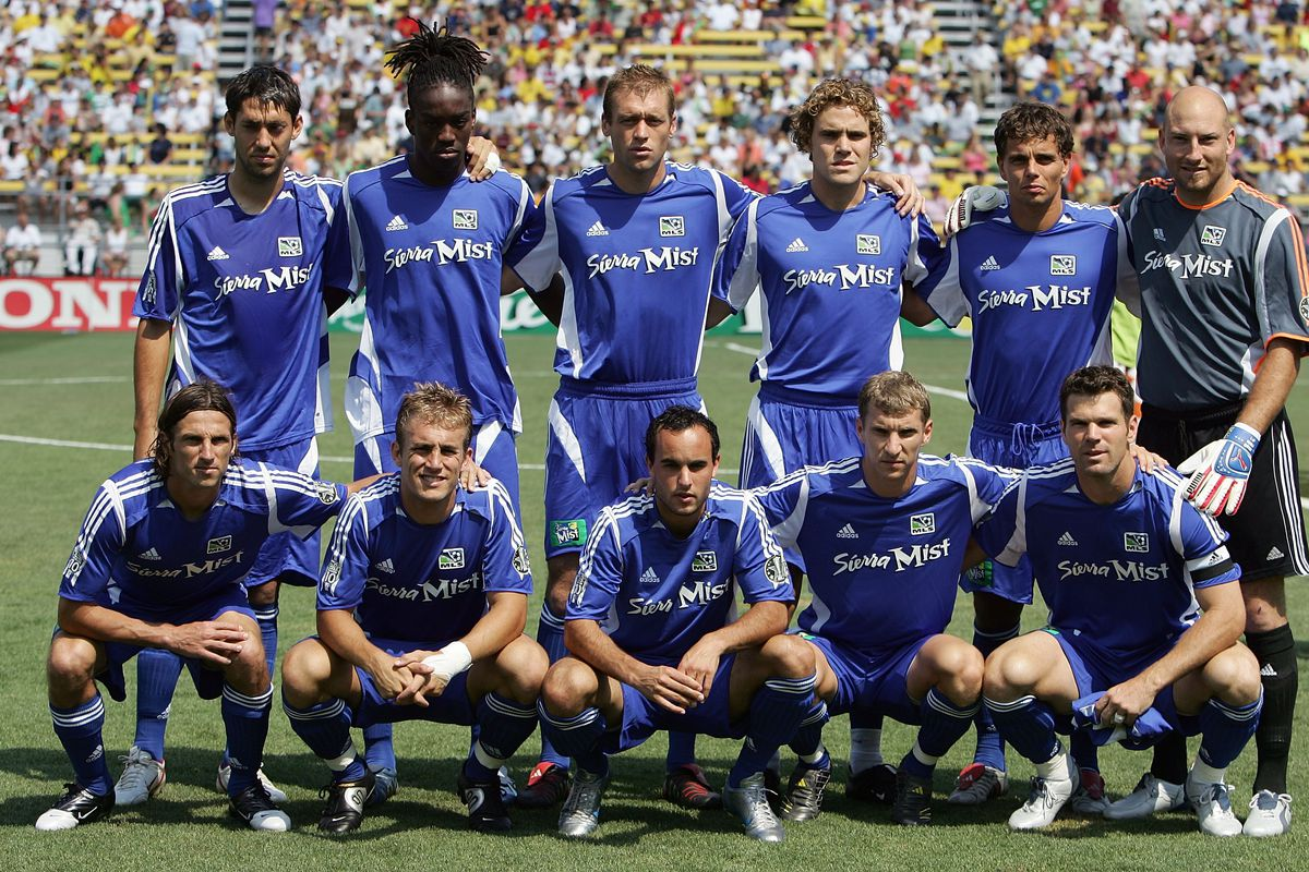 2005 MLS All-Star Game: Fulham FC v MLS All-Stars