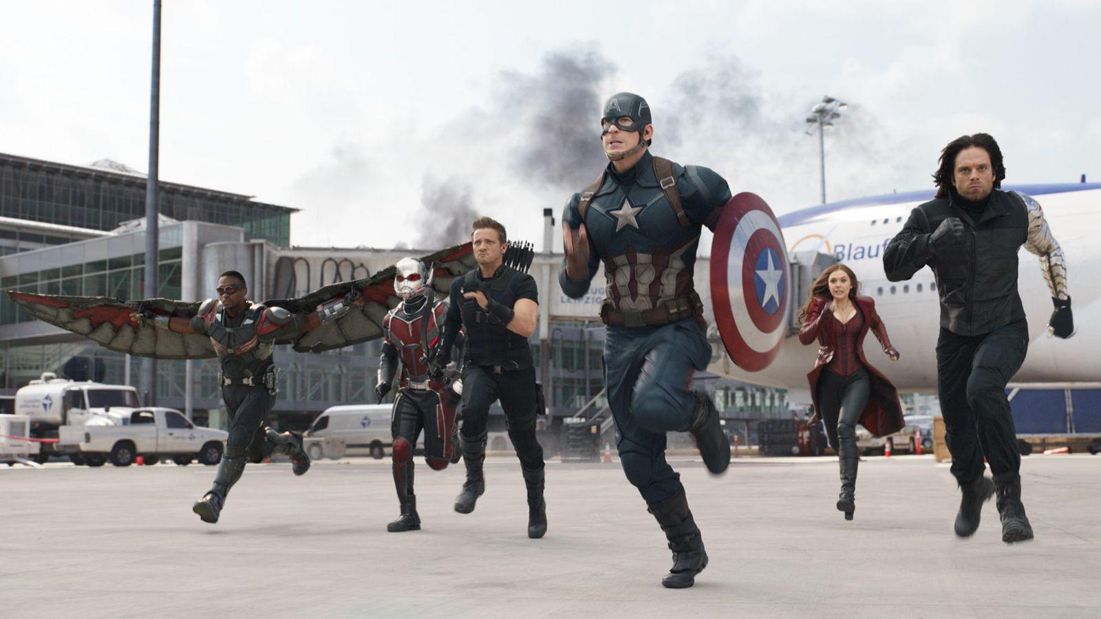 Captain America: Civil War | Highest Grossing Film 2016 | Popcorn Banter