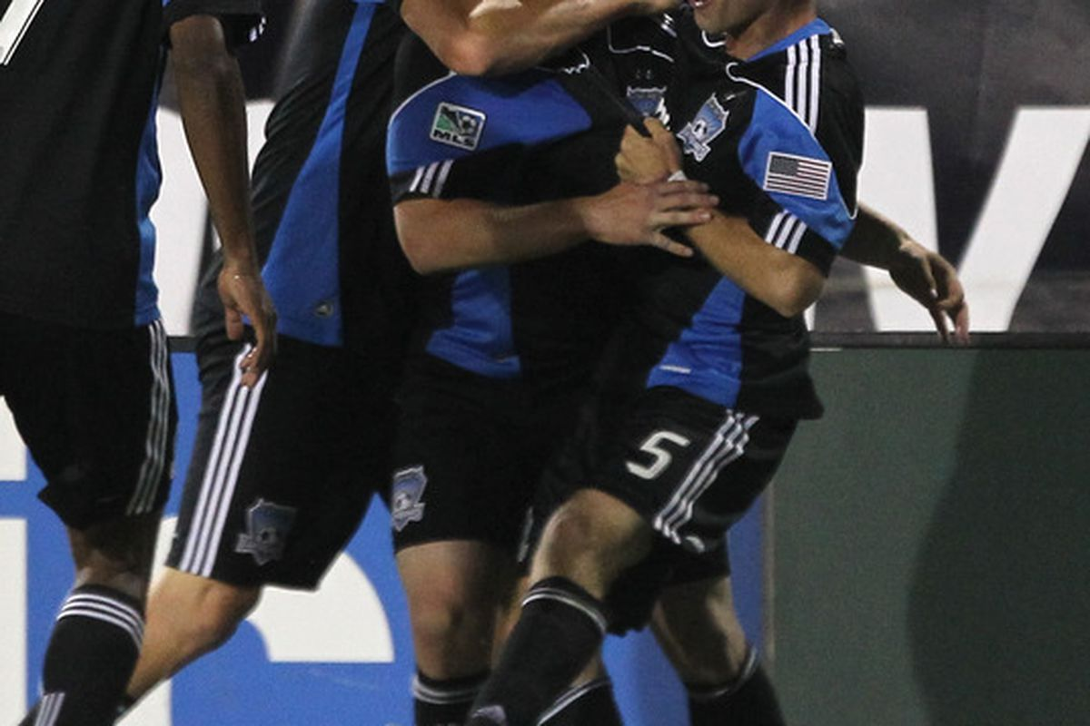 Ellis McLoughlin will try to do it again tonight against the Chicago Fire.