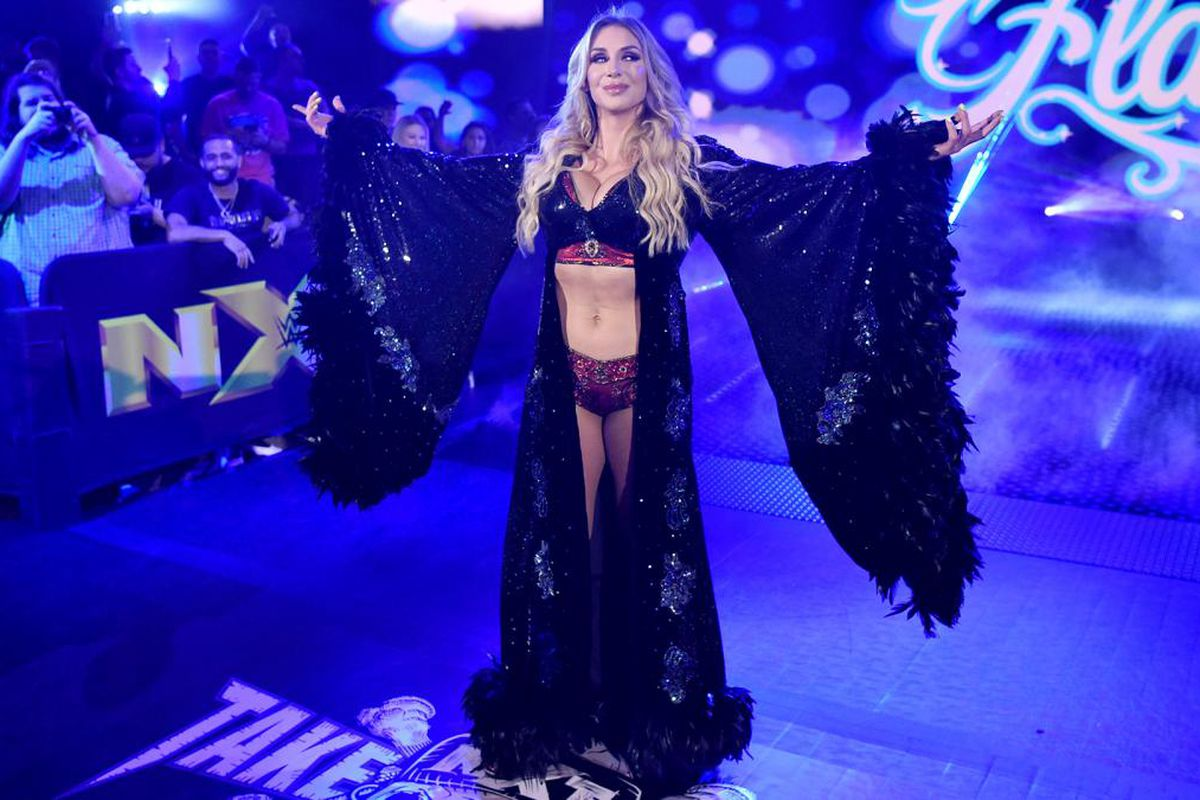 Charlotte Flair Is Done With WWE NXT With TakeOver Title Match? 1