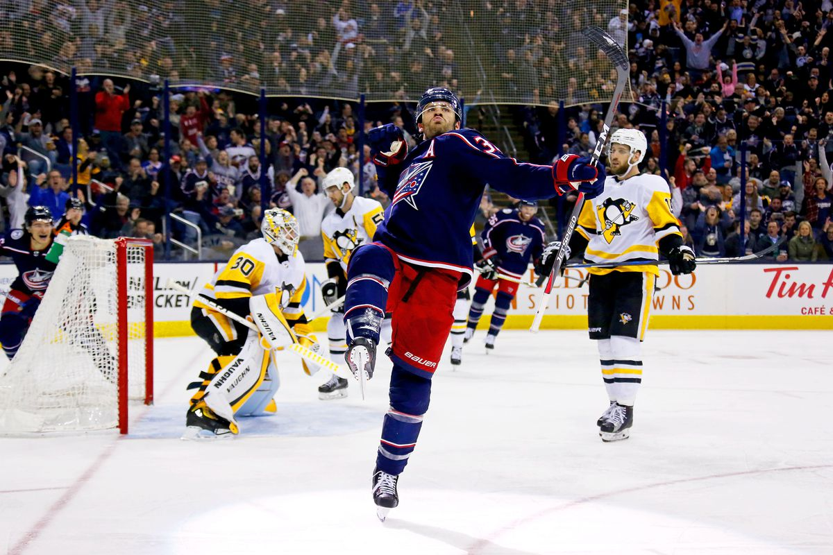 Hop on the Bandwagon  An Updated Guide for New Columbus Blue Jackets ... 9f7a8c158