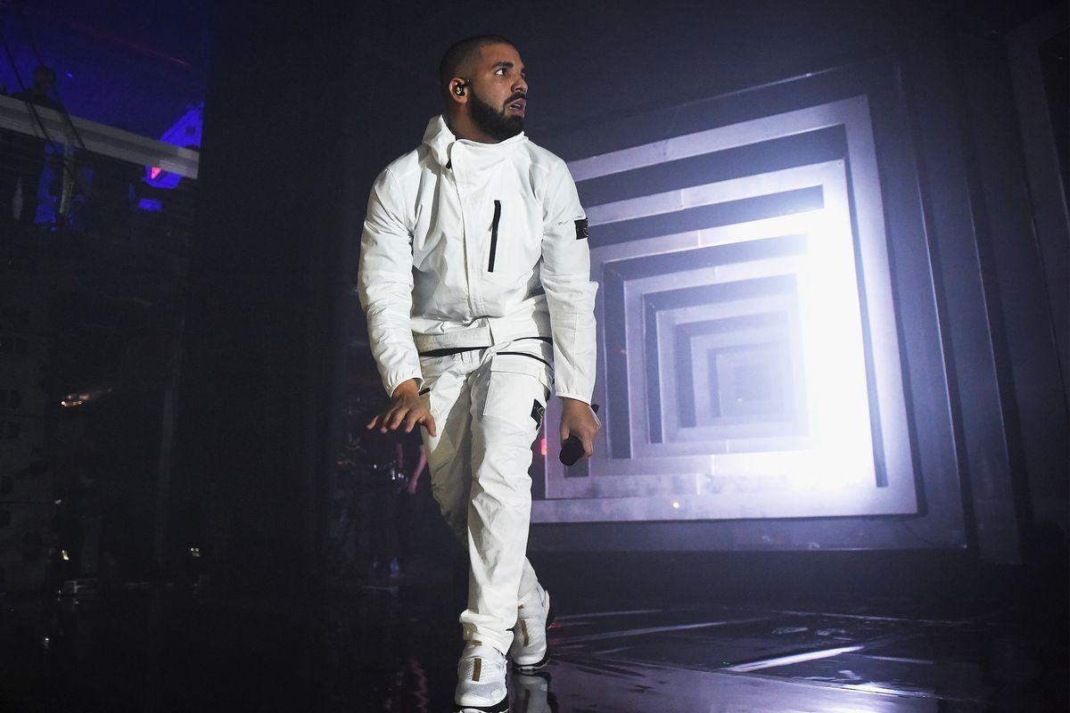 Drake, 2017 Adult Swim Upfront Party