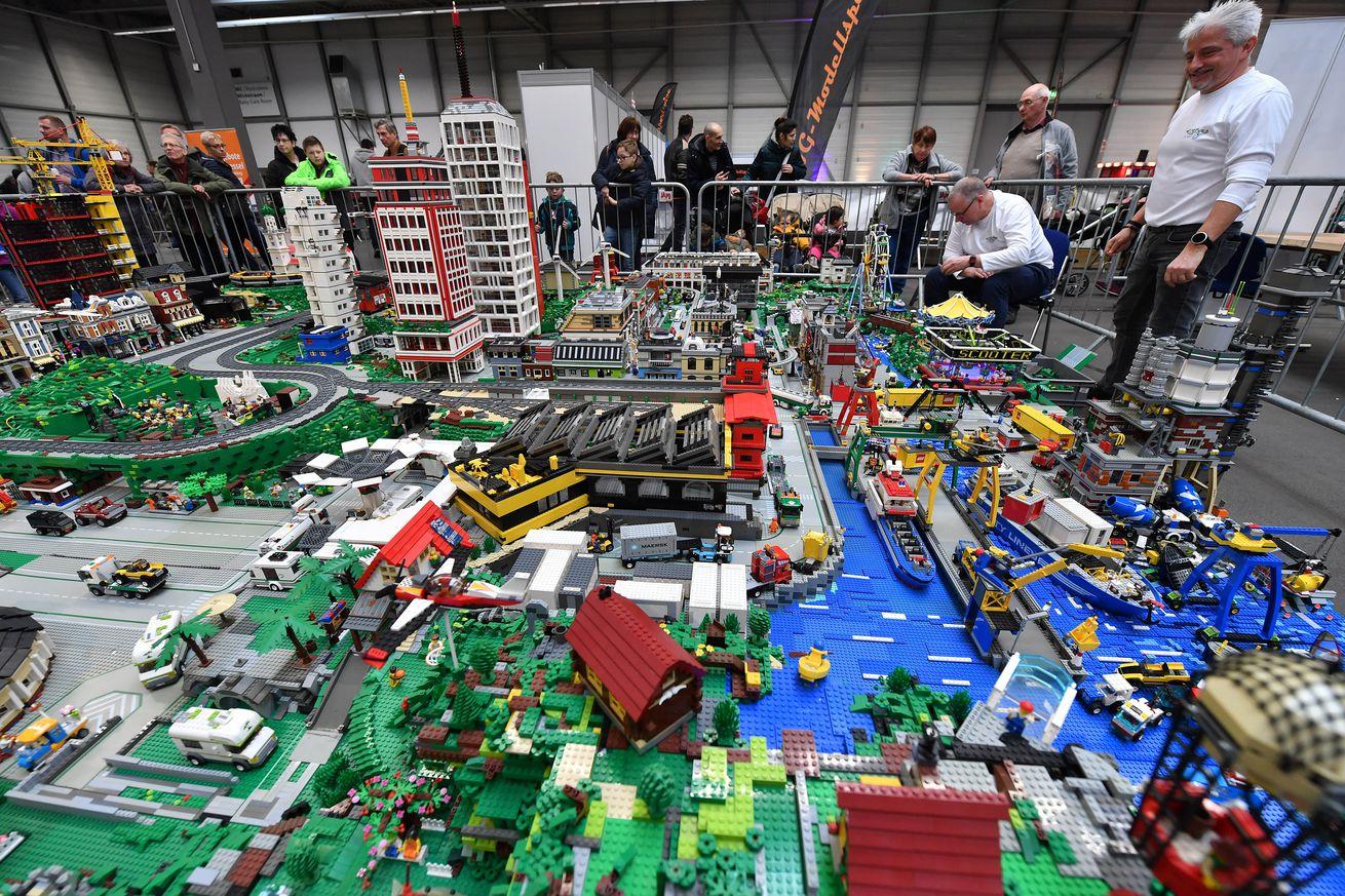 Thuringia model building fair