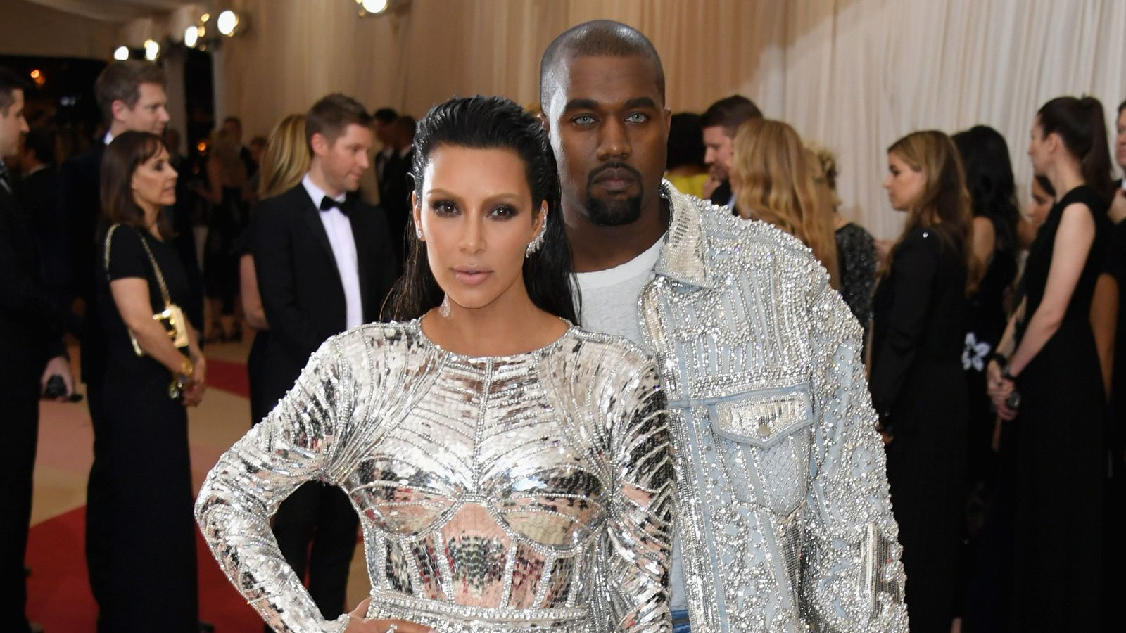 Vogue Names Kim And Kanye The Met Gala S Best Dressed