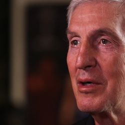 Jerry Sloan, who was inducted into the NBA Hall of Fame in 2009, was diagnosed in 2015 with Parkinson's disease and Lewy body dementia.