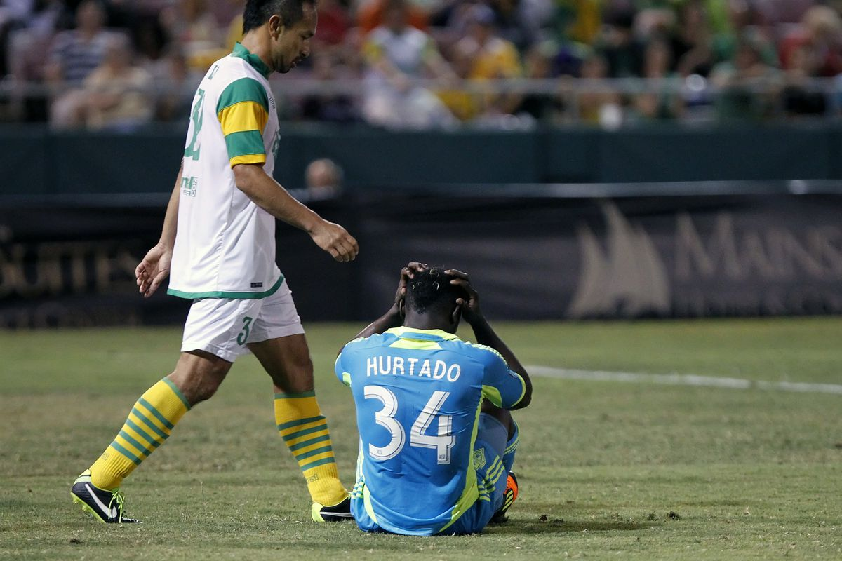 Last year's Open Cup run did not go so well.