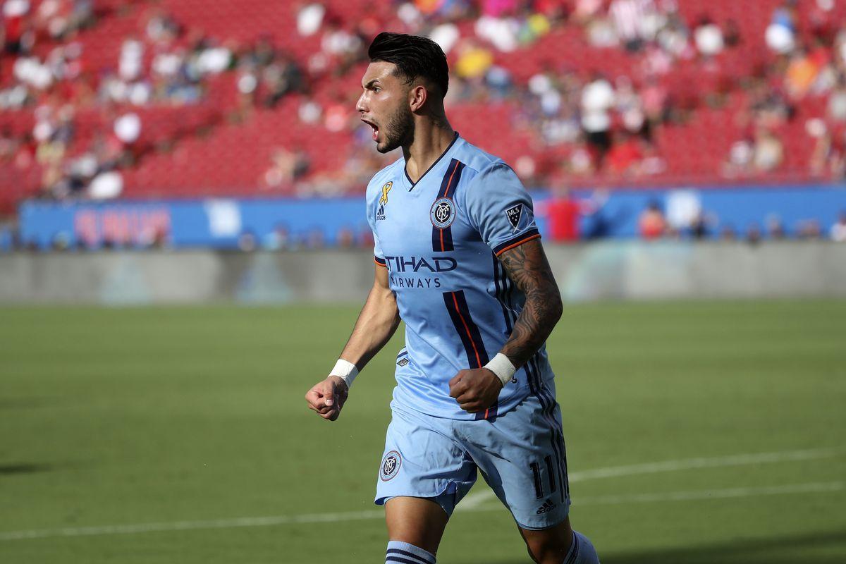 MLS: New York City FC at FC Dallas