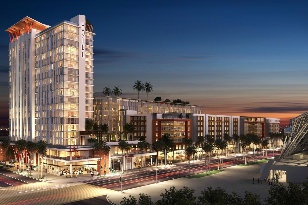 Old rendering of The Fig