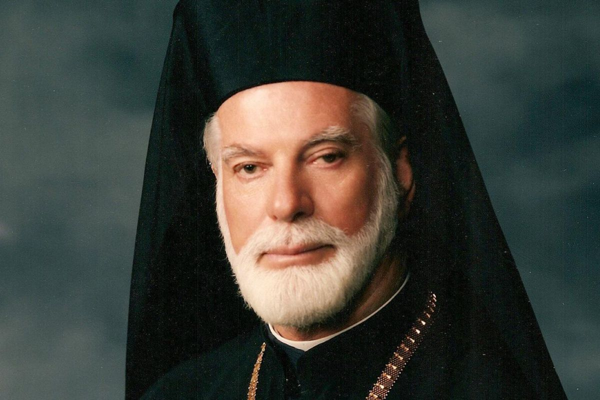 Services set for leader of Greek Orthodox Church in Chicago