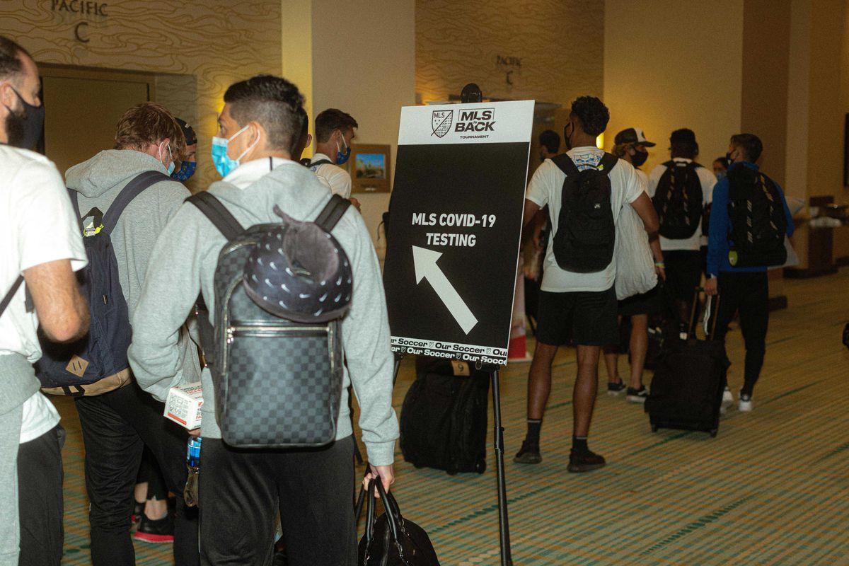 MLS: San Jose Earthquakes Hotel Arrival