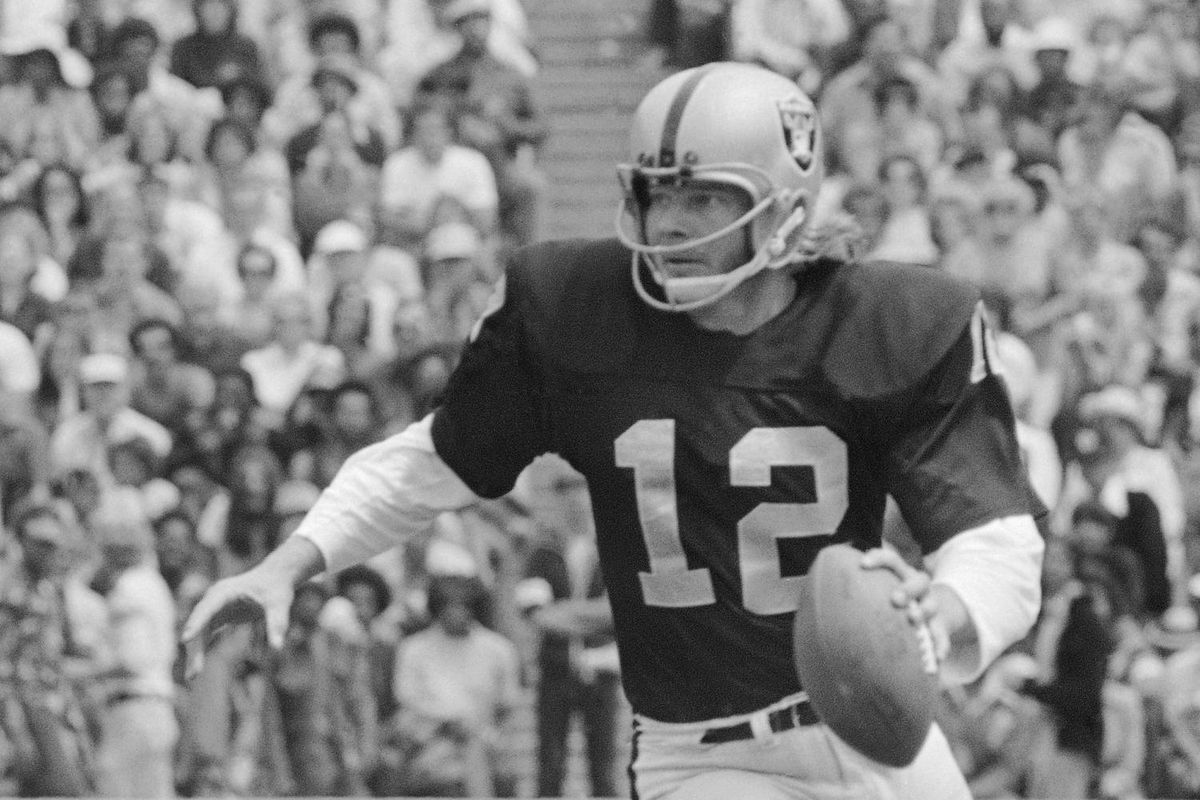 cb1d0840a NFL Network to air Ken Stabler Raiders greatest games Friday. New ...