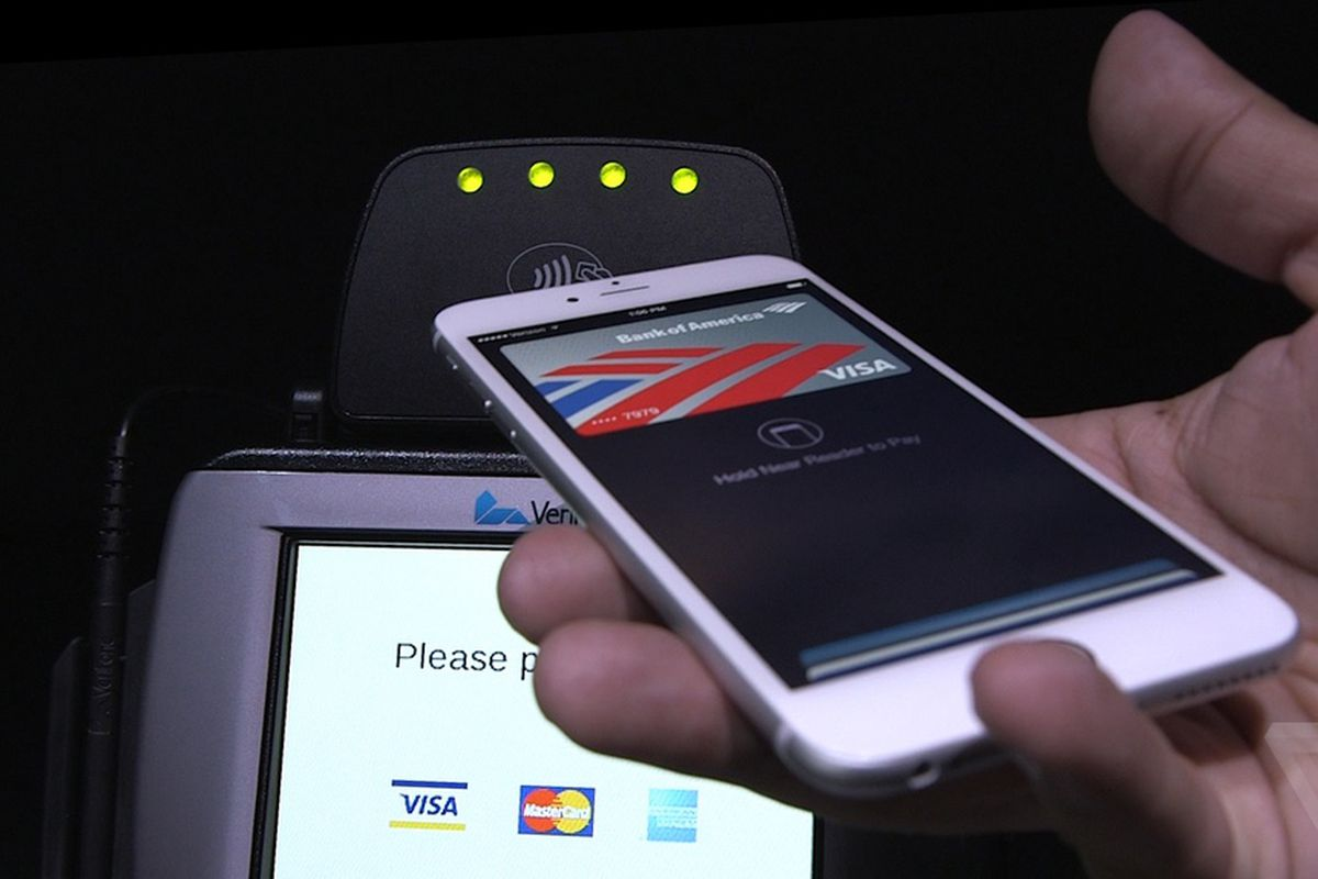 Retailers are disabling NFC readers to shut out Apple Pay - The Verge