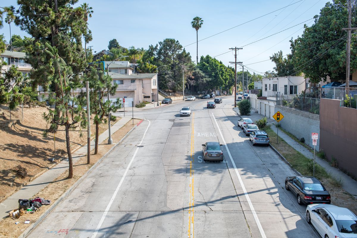 LA is still trying to stop cut-through traffic caused by