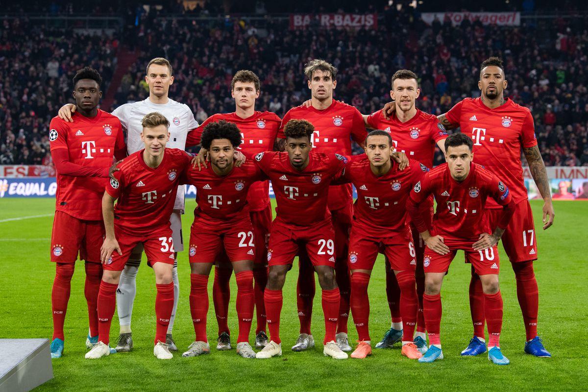 FC Bayern Munich - Tottenham Hotspur