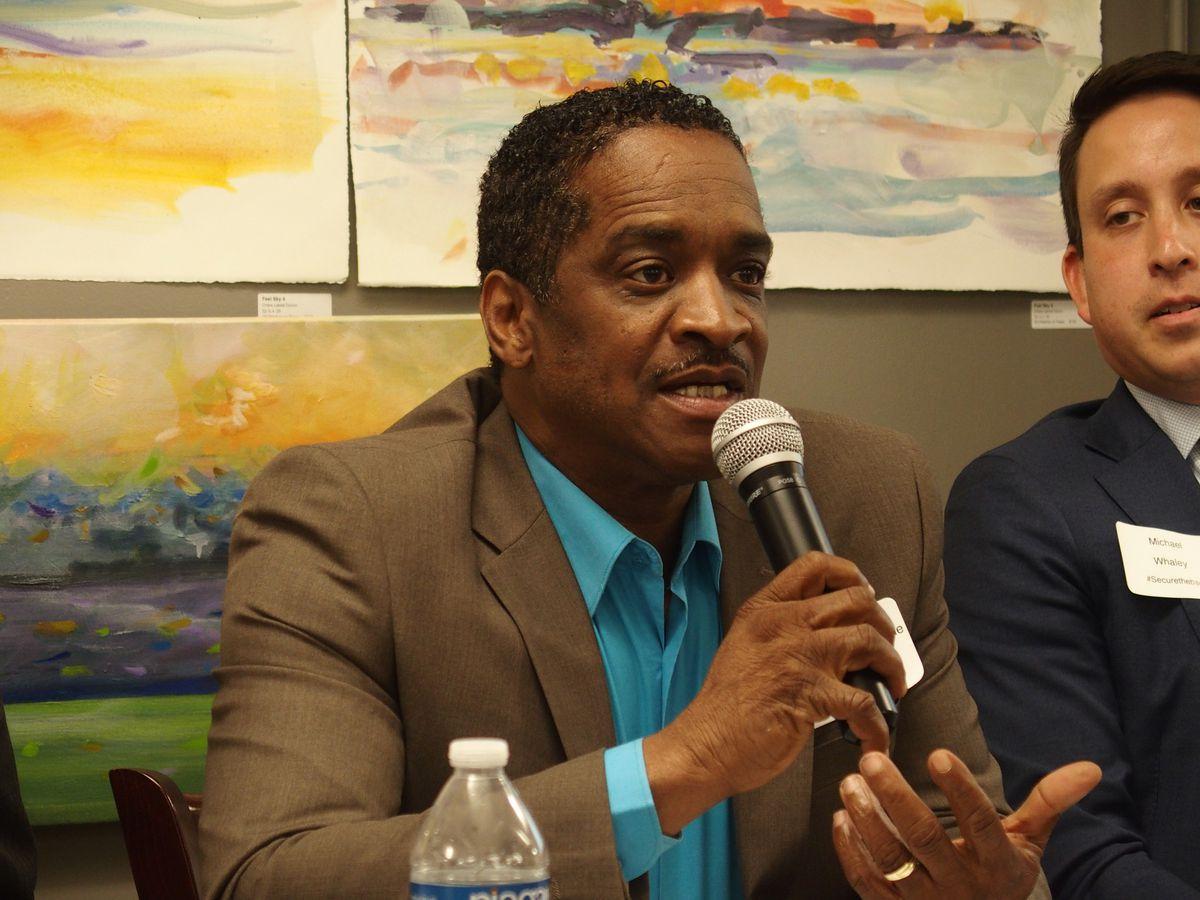 Eddie Jones, Shelby County commissioner