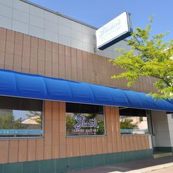 The Bluebird Candy Company in Logan has offered hand dipped candies since 1914.