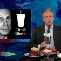 "<a href=""http://eater.com/archives/2012/06/01/watch-jon-stewart-bash-the-nyc-soda-ban.php"">Watch Jon Stewart Bash the NYC Soda Ban</a>"