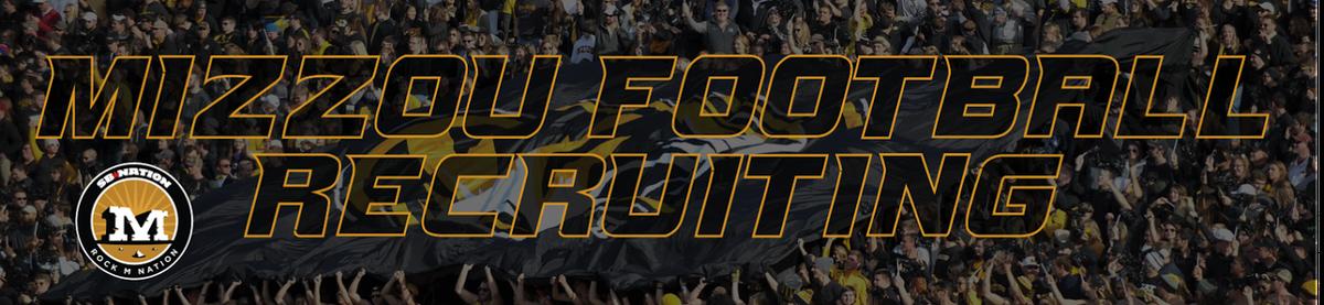 Mizzou Football Recruiting Banner