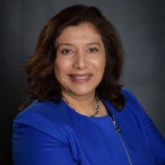 Maria Pesqueira, president of the Healthy Communities Foundation. | Provided photo