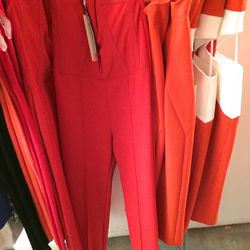 Veronica Beard bustier jumpsuit, $208 (from $695)