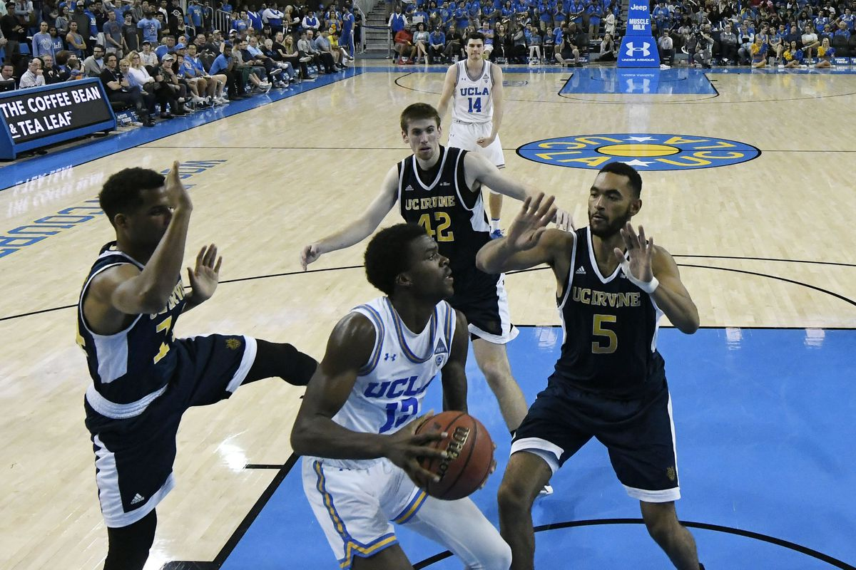 new arrival e7e4f b55c4 Cal State Bakersfield Roadrunners at #25 UCLA Bruins Preview ...