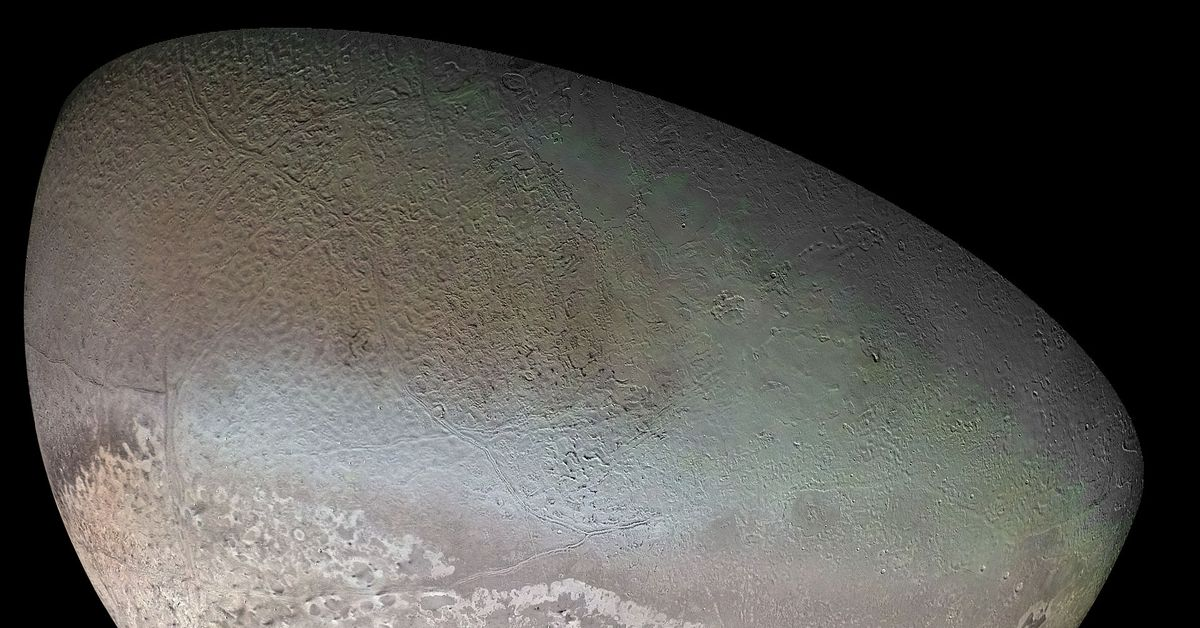 Yes, NASA, you absolutely need to go (back) to Triton