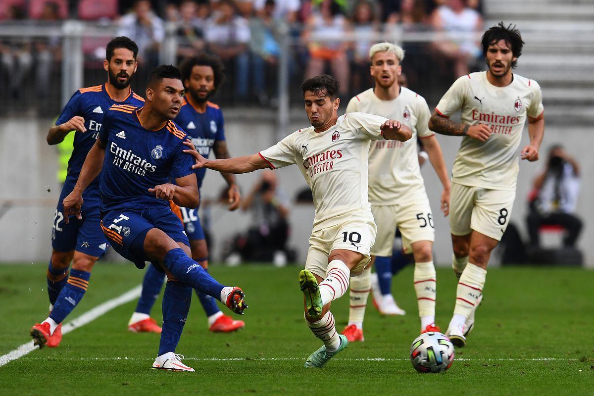 Immediate Reaction: Real Madrid 0-0 AC Milan - Managing Madrid