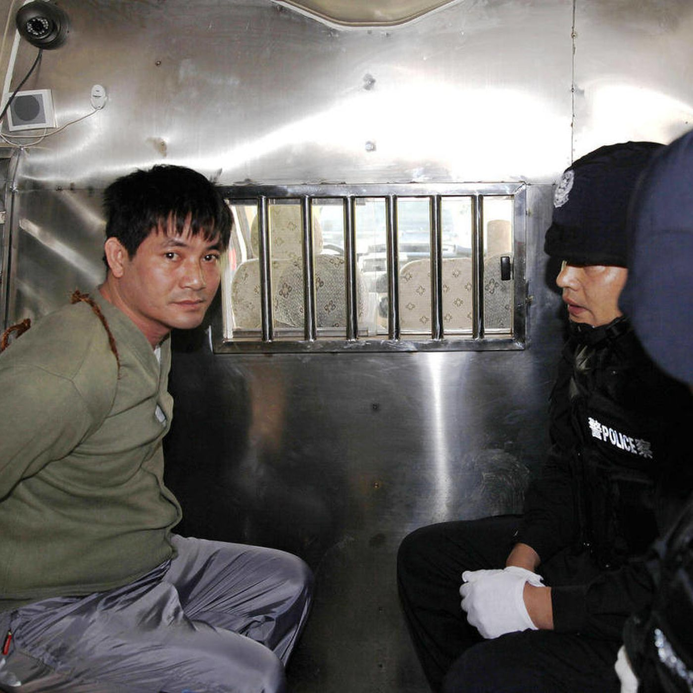 China executes 4 foreigners over Mekong murders - Deseret News