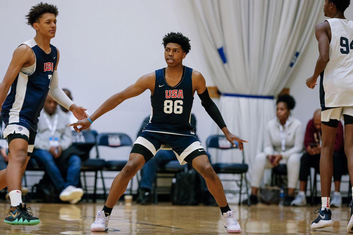Basketball: USA Men's Junior National Team Minicamp