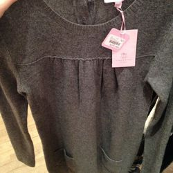 Sweater dress, $167.40