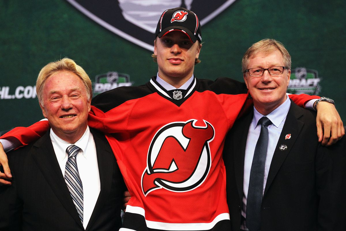 sports shoes 1d70e d402e New Jersey Devils Draft History Since 1994: Few Hits Among ...