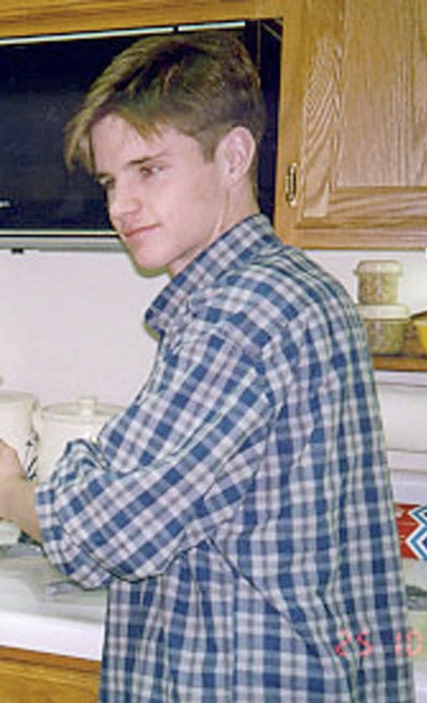 University of Wyoming student Matthew Shepard is shown in this undated file photo. Shepard, a gay college freshman, was beaten and left to die outside of Laramie, Wyoming, in 1998.   AP Photo/File