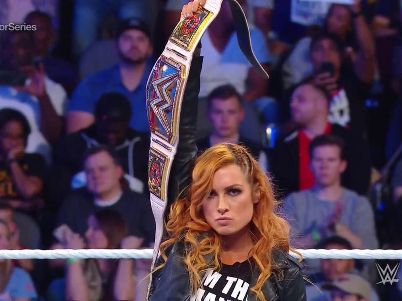 Image result for becky lynch the man