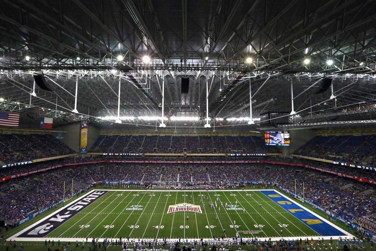 Alamo Bowl 2017 Stanford Vs Tcu Location Date And More