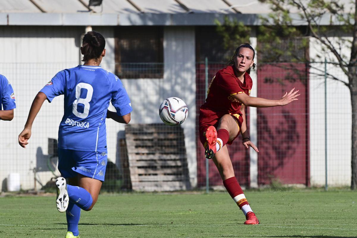 AS Roma Women v Empoli Ladies - Pre-Season Friendly