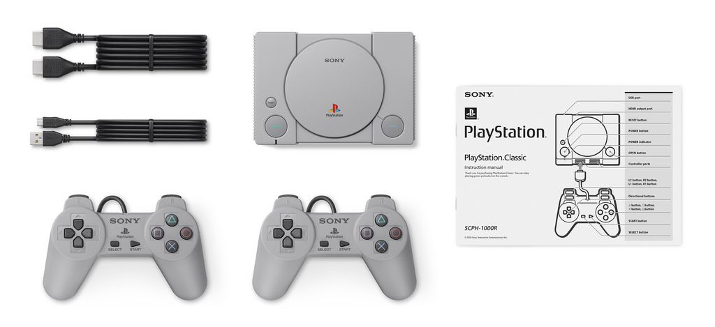 Sony is launching a PlayStation Classic console this