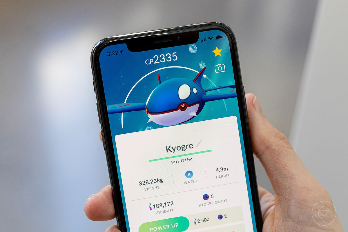 Pokémon Go Kyogre raid guide: counters, best movesets, and