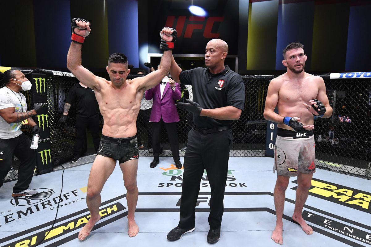 UFC Fight Night: Lamas v Algeo