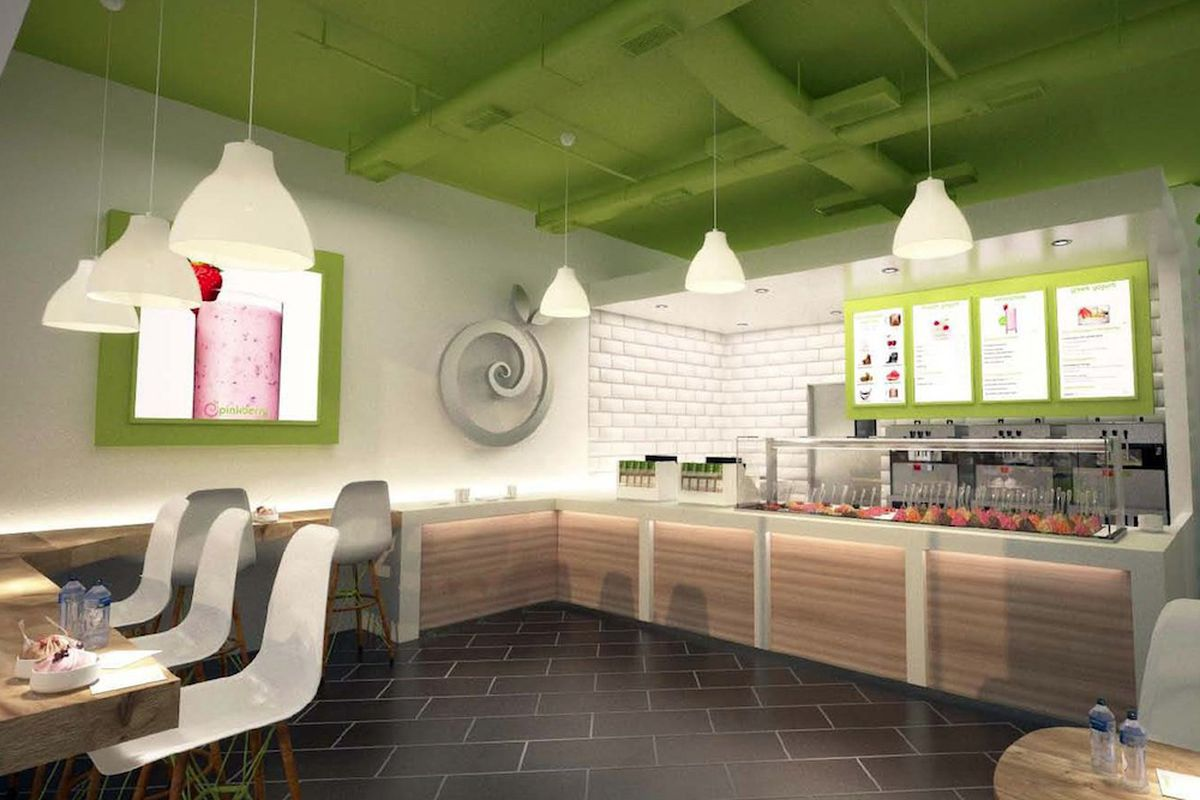 The future Pinkberry at Boca Park
