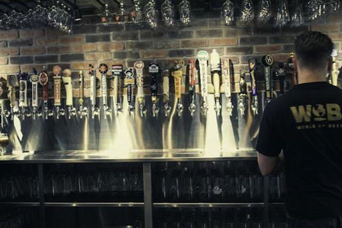 Inside World of Beer