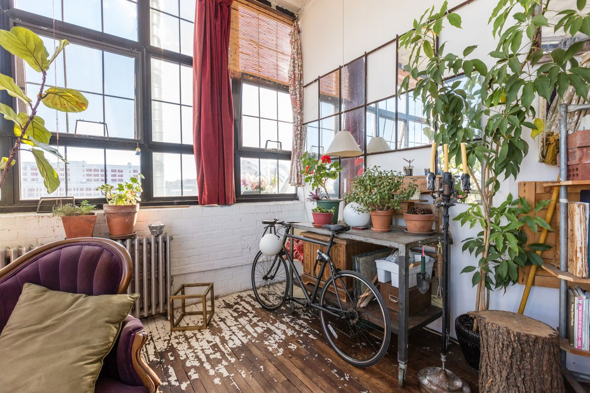Creating a Lasting Home In Brooklyn's Infamous McKibbin Lofts
