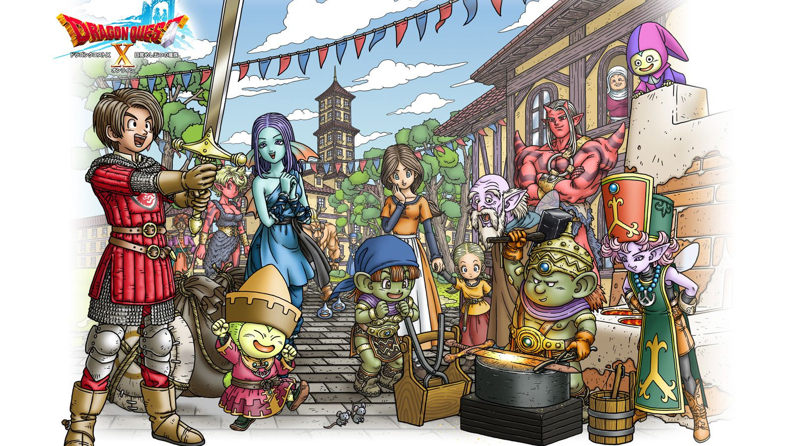 Dragon Quest Schatzkarten