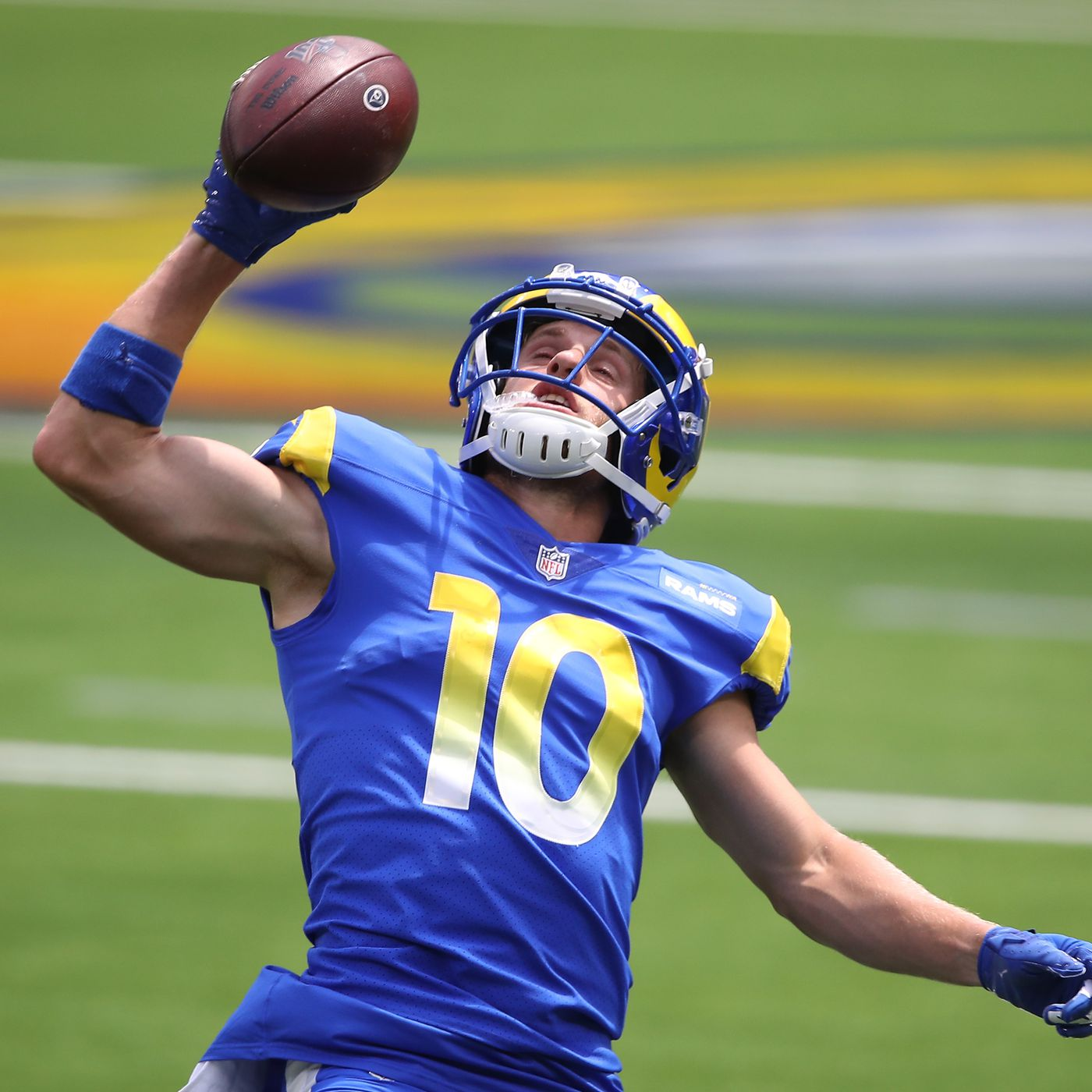 Sean Mcvay Says Cooper Kupp Will Play Against Dallas In Week 1 Turf Show Times