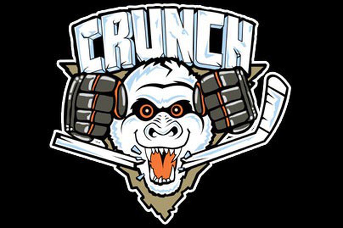 Crunch old logo