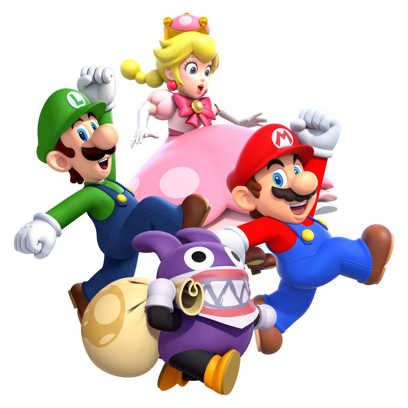 New Super Mario Bros U Deluxe Star Coins Guide Polygon